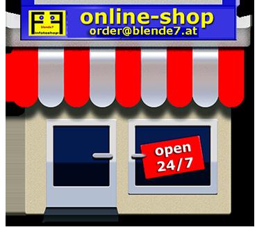 blende7 shop durchgehend geöffnet